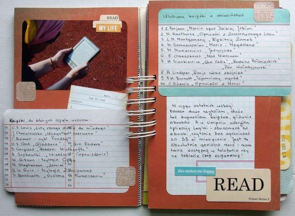 journaling, Journaling w scrapbookingu cz.2