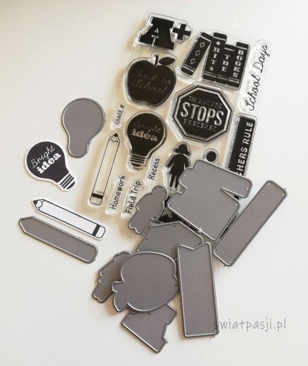 dopasowanie, Sposób na idealne dopasowanie i wycięcie odbitki z użyciem wykrojnika.