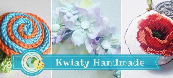 kwiaty handmade, Wyzwanie #11 – Kwiaty Handmade