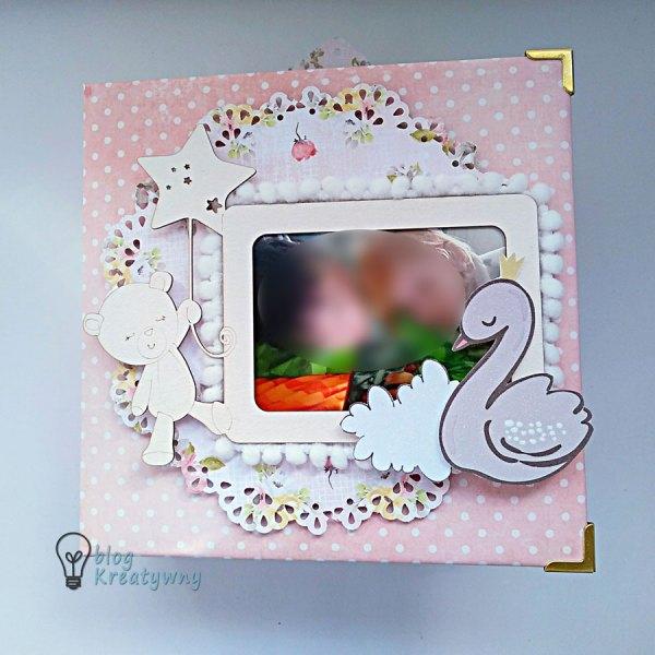 Album dla dziewczynki, Album dla dziewczynki – Słodkie urodziny
