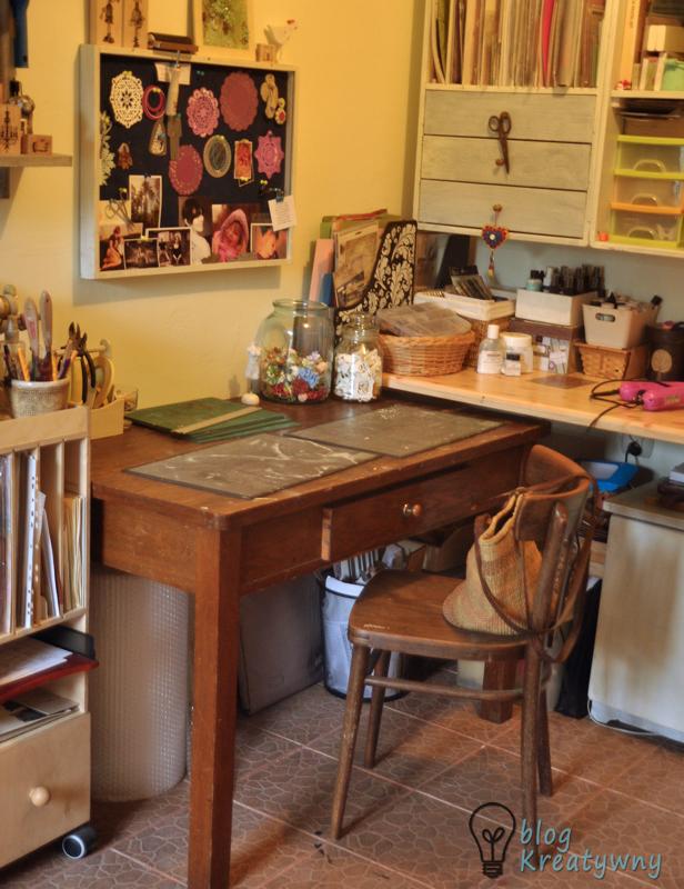 pracownia w staroświeckim stylu, Pracownia w staroświeckim stylu – z wizytą u AnnyMarii