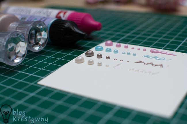 perełki w płynie, Perełki w płynie i lakier 3D – recenzja