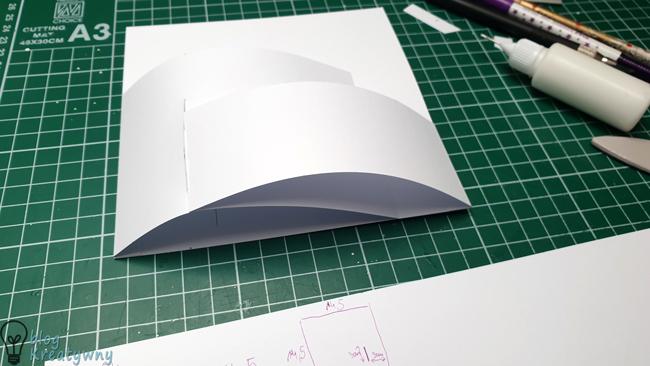 gotowy prototyp tutorial bendy card