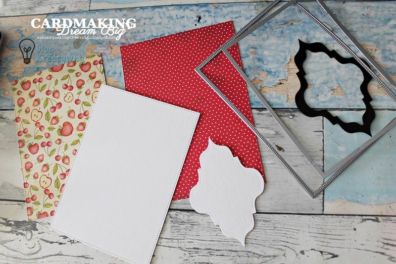 Double Point Fold Card