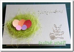 , Kartka Wielkanocna