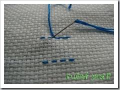 haft krzyżykowy, Podstawy krzyżykowania