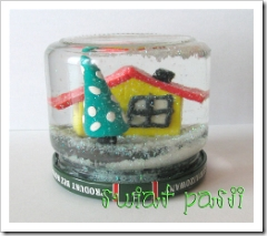 , Śnieżna kula Adrianka… :)