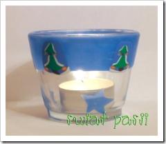 , Świąteczny świecznik
