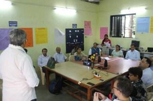 Launch of Smart Schools