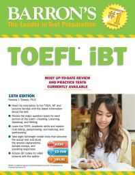 TOEFLおすすめ教材 Barron's