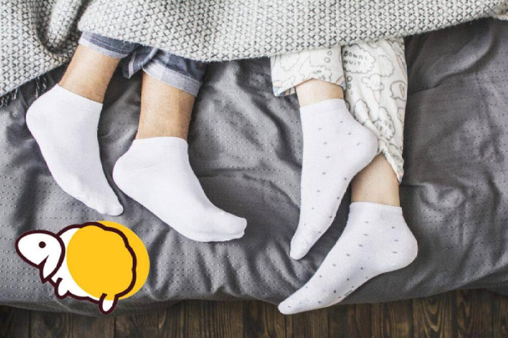 sen - materac - nogi