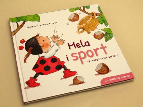 zdrowe nawyki książka książka mela i sport