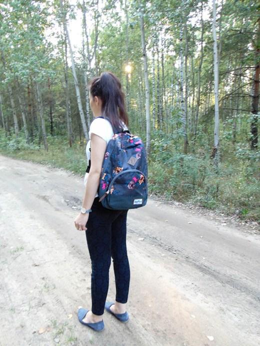 plecak na spacery