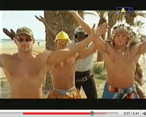 Vengaboys - We Like to Party (The Vengabus) (1998)