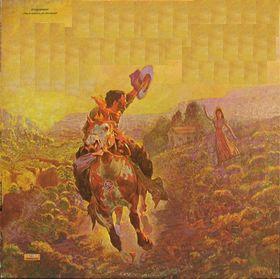 Quicksilver Messenger Service - Happy Trails (1969)