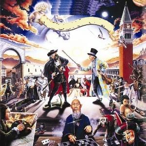 Pendragon - The Masquerade Overture (1996)