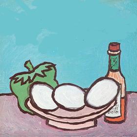 Meat Puppets - Huevos (1987)