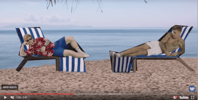 Ed Sheeran & Justin Bieber – I Don't Care (2019)