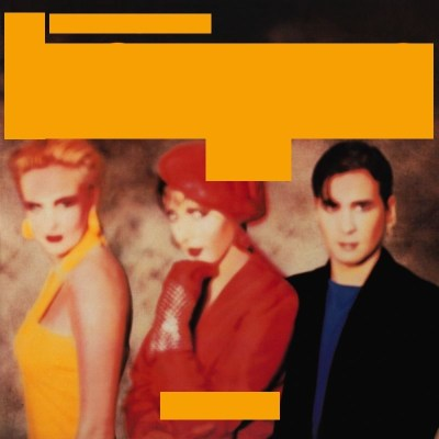 The Human League - Crash (1986)