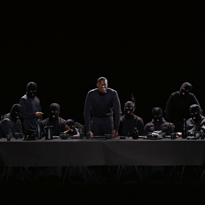 Stormzy – Gang Signs & Prayer (2017)