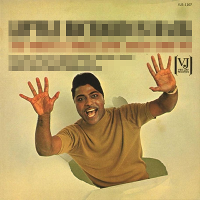 Little Richard - Little Richard Is Back and There's a Whole Lotta Shakin' Goin' On! (1964)