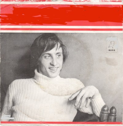 Johan Cruyff - Levensverhaal Johan Cruyff (1972)