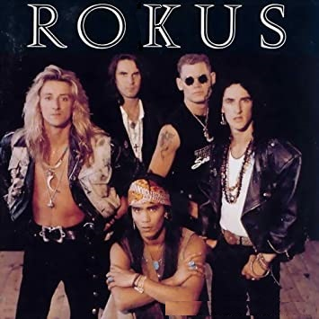 Roxus - Nightstreet (1991)