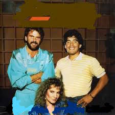 Pimpinela & Diego Maradona - Querida amiga (1987)