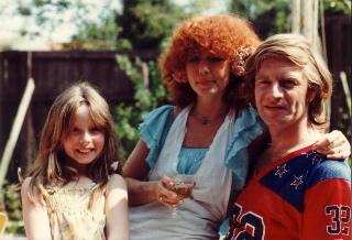 Candy Dulfer & Inge Dulfer & Hans Dulfer (1975)
