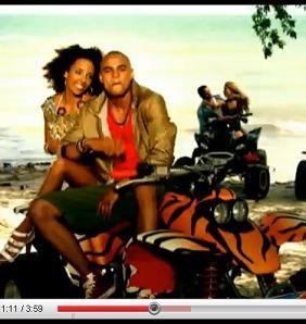 Mohombi - Bumpy Ride (2010)