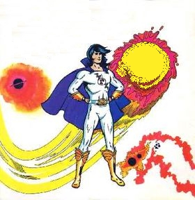 Rick Springfield - Comic Book Heroes (1973)
