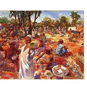 Dollar Brand - African Marketplace (1979)