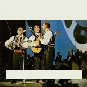 Trio Hellenique - La Danse de Zorba (1965)