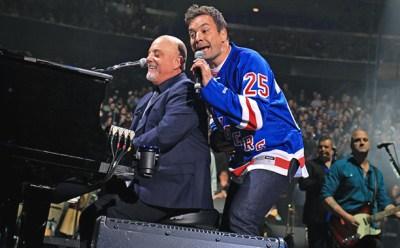 Billy Joel & Jimmy Fallon (2016)
