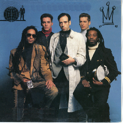 Big Audio Dynamite - E=MC² (1986)