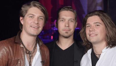 Hanson - Taylor, Isaac & Zac Hanson (2011)