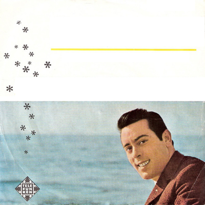 Gert Timmerman – Nimm Deine Weiße Gitarre (1963)