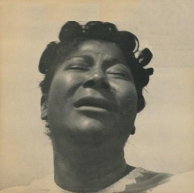 Mahalia Jackson - The World's Greatest Gospel Singer (1955)