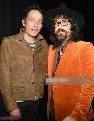 Jakob Dylan & Sean Lennon (2016)