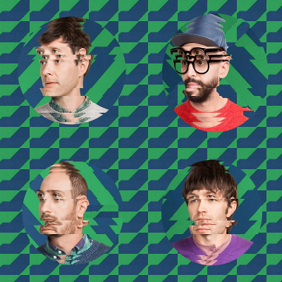 OK Go - Hungry Ghosts (2014)