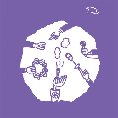 Armand & The Kik - Snelle jongens / Fuck the Blues (Record Store Day) (2015)