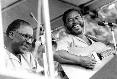 Sonny Terry & Brownie McGhee (1971)