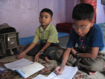 Patan Kumari's brothers