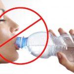 Ha megtöltöd a palackot anélkül, hogy kimosnád majdnem olyan mintha a vécéből innál!