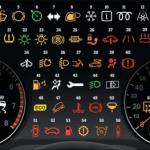 Minden hibaüzenet, ami az autó műszerfalán megjelenhet! Tudd meg, melyik mit jelent!