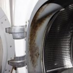 Büdös penész, dohos szag, nyálkás lerakódás: így tisztítsd meg a mosógéped belsejét fillérekből!