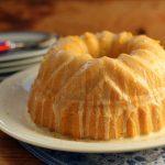 Tejfölös sütemény citromos-narancsos bevonattal! Szinte elolvad a szádban!