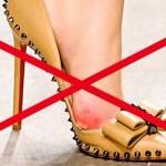 Nagy trükkök, hogy a kedvenc cipőd ne törje a lábadat