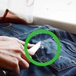Hogyan tudod eltávolítani a beleragadt rágógumit a farmerodból? Most megmutatjuk!