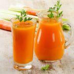 Ezért igyál sárgarépa levet!